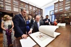 """Despre vizita în Spania a Alteței Sale Regale, Principele Radu, la """"Ora Regelui"""""""