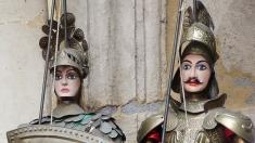Castele, pictură și marionete - lecțiile