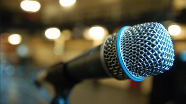 Microfon - flickr