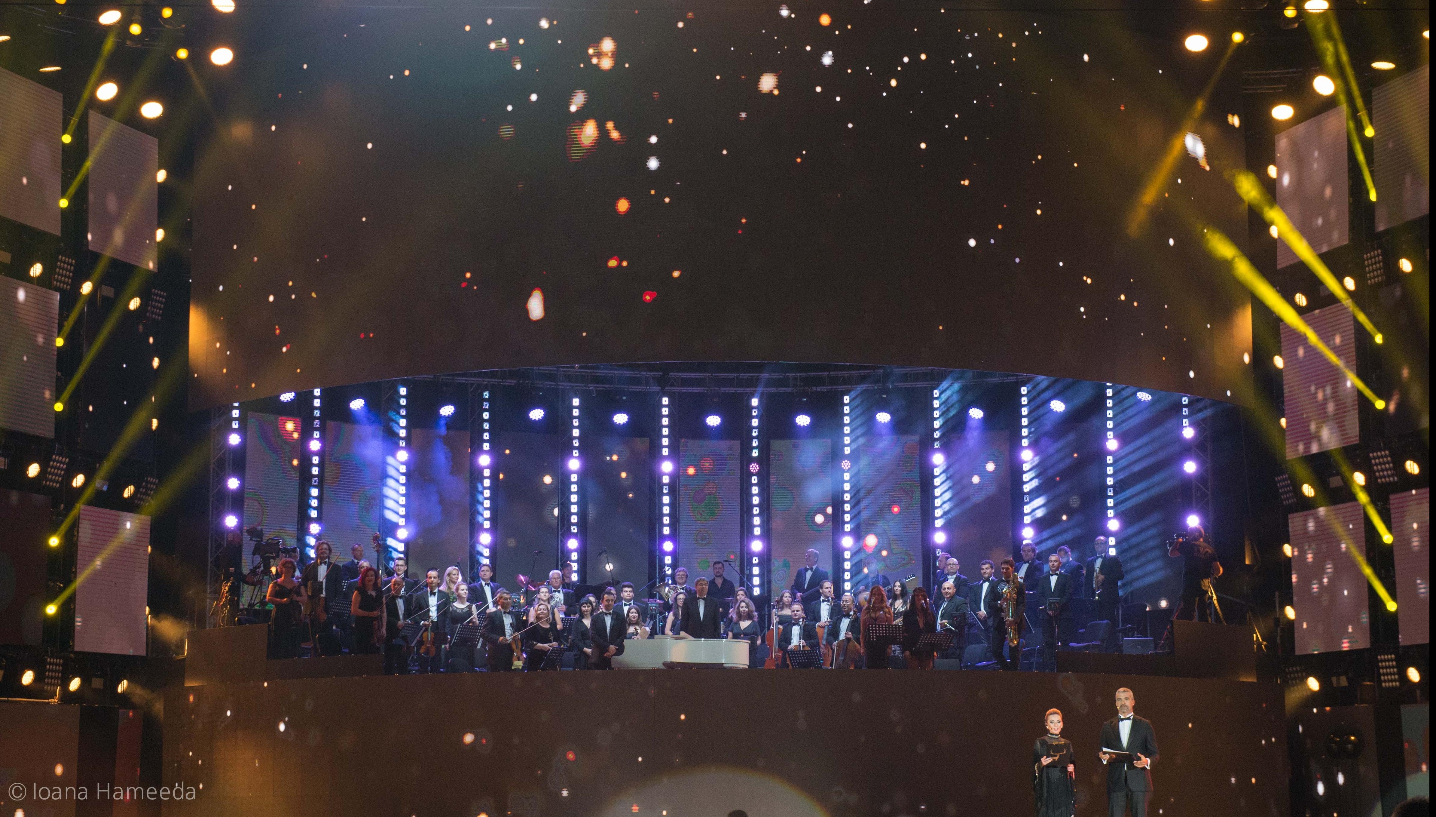 Big Band-ul Radio România și Orchestra Operei din Brașov la Cerbul de Aur
