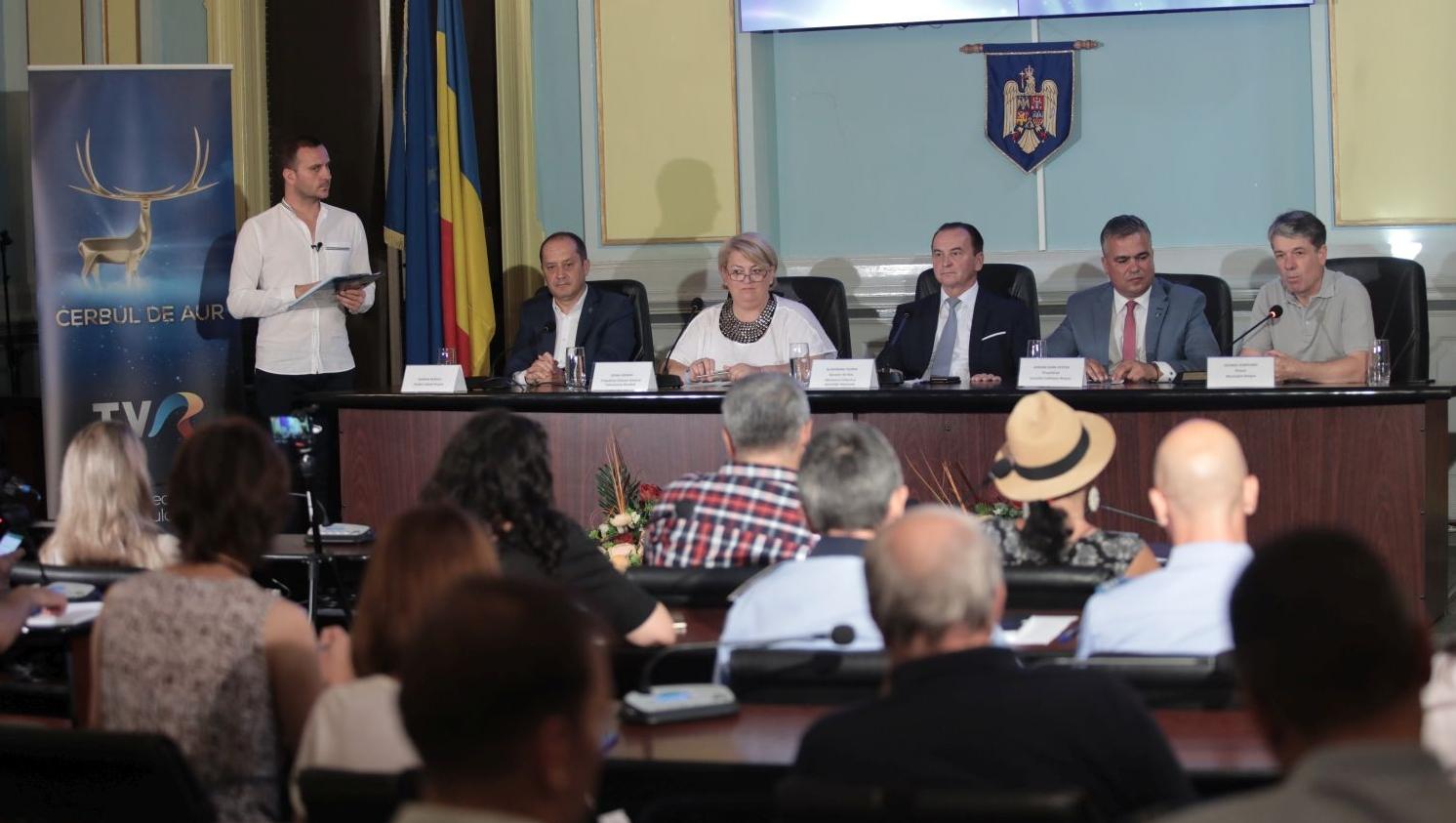 Cerbul de Aur 2019: Brașovul este pregătit de începerea festivalului