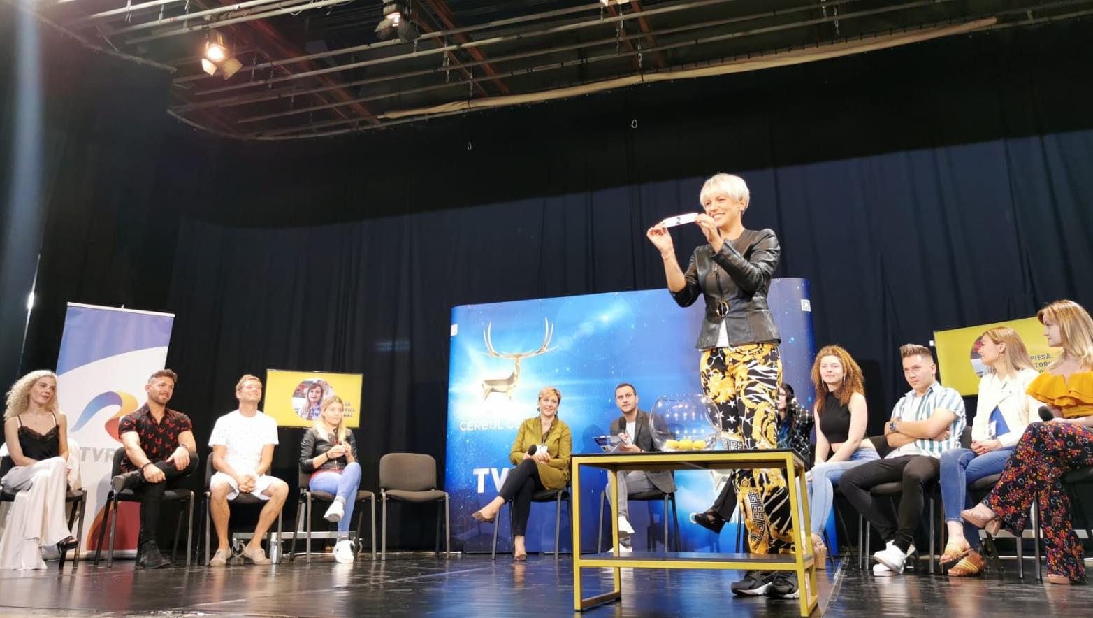 Cerbul de Aur: Ordinea ȋn care concurenții vor interpreta melodia românească