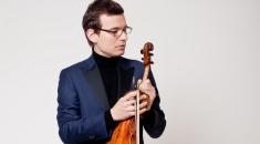 Violonistul Alexandru Tomescu, invitat special la Universul credinței