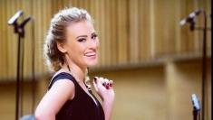 """Despre meloterapie, la """"Ca'n viaţă"""", cu soprana Irina Baianţ"""