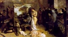 Teleenciclopedia: Gustave Courbet și misterele Atelierului său