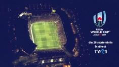 Cel mai mare eveniment rugbystic al planetei se vede în direct la TVR