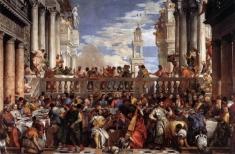 Paolo Veronese - Nunta din Cana, într-o nouă ediţie