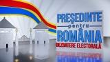 Campania electorală pentru alegerile prezidenţiale, la TVR