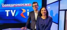 """""""Corespondent TVRi"""": o nouă întâlnire cu români de excepție"""