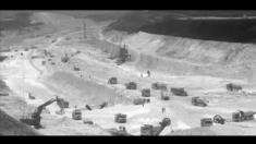 Întâmplări tragice de pe şantierele Canalului Dunăre-Marea Neagră