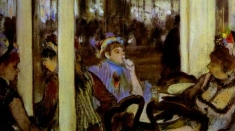 Teleenciclopedia: Pastelurile lui Edgar Degas
