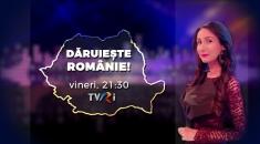 Dăruieşte Românie! la TVR Internațional