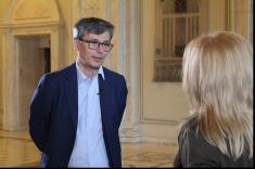 """Interviu în exclusivitate cu Virgil Popescu, la """"Banii Tăi"""""""