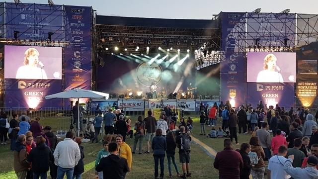 Water Music Festival - Exclusiv in Romania