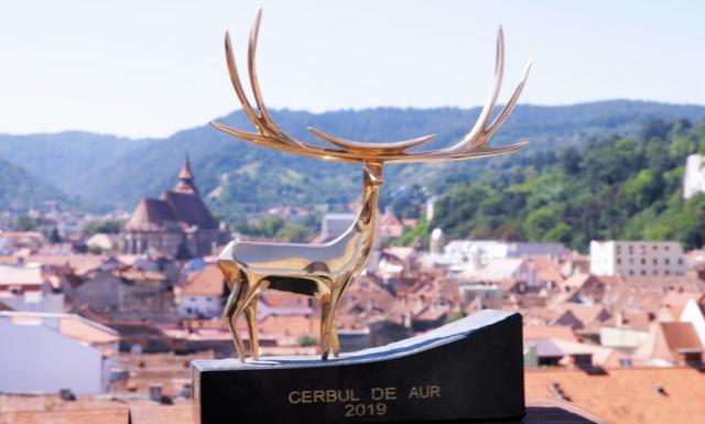 Cerbul de Aur - trofeu 2019