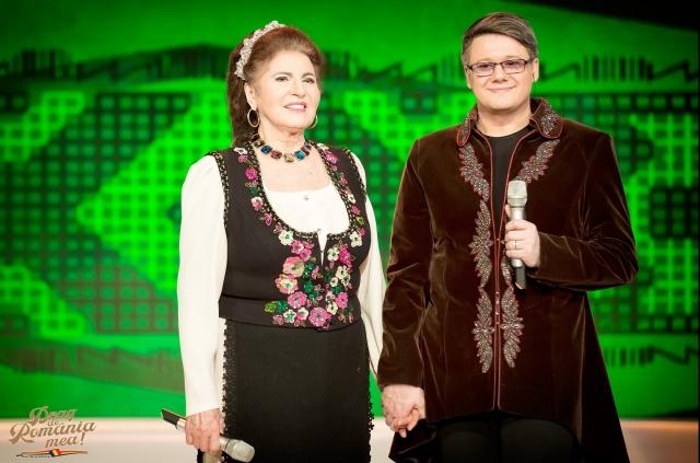 Irina Loghin si Fuego