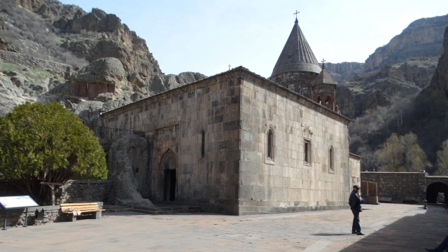 Mănăstirea Geghard - Armenia