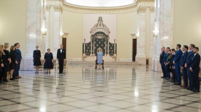Principesa Margareta - Sala Tronului