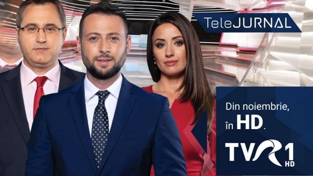 Telejurnal TVR 1 HD
