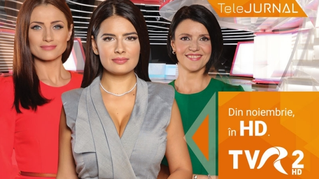 Telejurnal TVR 2 HD