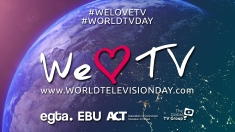 21 noiembrie - ZIUA  INTERNAŢIONALĂ  A TELEVIZIUNII