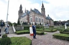 Familia Regală, invitată în Regatul Țărilor de Jos