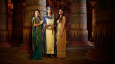"""Tut: destinul unui faraon"" – episodul 2: Şansa"
