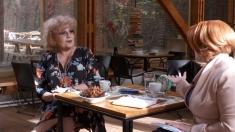 O vedetă a României în dialog cu Daniela Zeca Buzura: Corina Chiriac | VIDEO