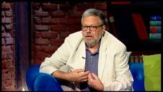 """Cel mai apreciat scriitor rus al momentului, invitat la """"Garantat 100%"""""""