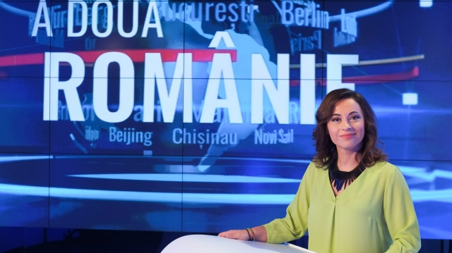 Corina Dobre - A doua Romanie