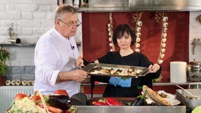 Dorina Chiriac si Mircea Dinescu