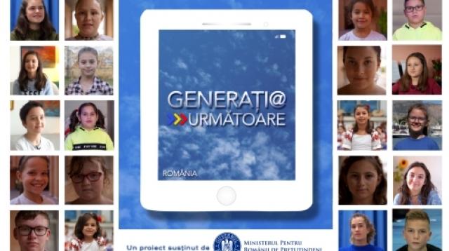 """""""Generaţia Următoare"""", proiect TVRi despre copiii din diaspora"""