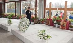 Familia Regală i-a cinstit memoria Regelui Mihai la Curtea de Argeș