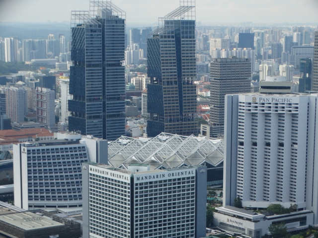 cap compas singapore
