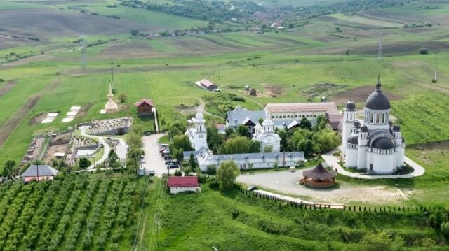 Manastirea Dumbrava Universul Credintei 22 decembrie