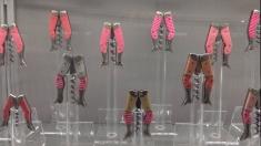 """Cea mai mare colecție de tirbușoane, la """"Locuri, oameni şi comori"""