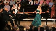 Recital Joyce DiDonato şi David Yobel, la TVR 3