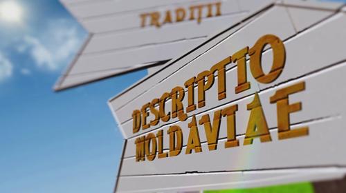 Descriptio Moldaviae
