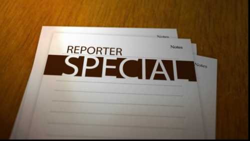 Reporter special