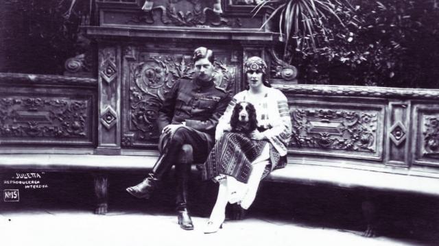 """Documentar TVR 1: """"Regina-Mamă Elena. Iubirea şi trădarea lui Carol al II-lea"""