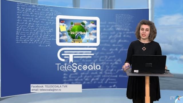 Ileana Gae, telescoala