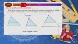 telescoala, a VIIIa, matematica, triunghiuri