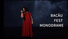 "Teatru online. ""Bacău Fest Monodrame"" va fi reprogramat | VIDEO"