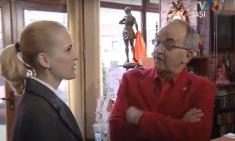 Dumitru Grumăzescu, un anticar adevărat | VIDEO