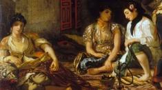 Teleenciclopedia: Eugène Delacroix și inspirația orientală | VIDEO