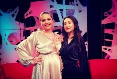 Carmen Târnoveanu, invitată în Irlanda de soprana Ianna Novac | VIDEO