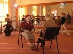 Nutzi Grunea - Viaţa în paşi de dans | VIDEO