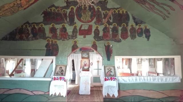 biserica la un pas de romania