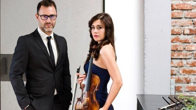 Ștefan Doniga și Diana Jipa