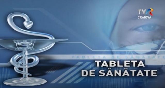 tableta de sanatate